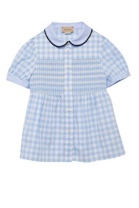 Vichy Cotton Shirt