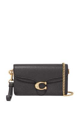 Tabby Crossbody Pebble Leather Bag