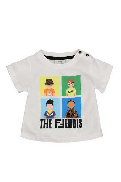 Friends Print T-Shirt