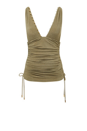 Tracey Ruched Swimsuit