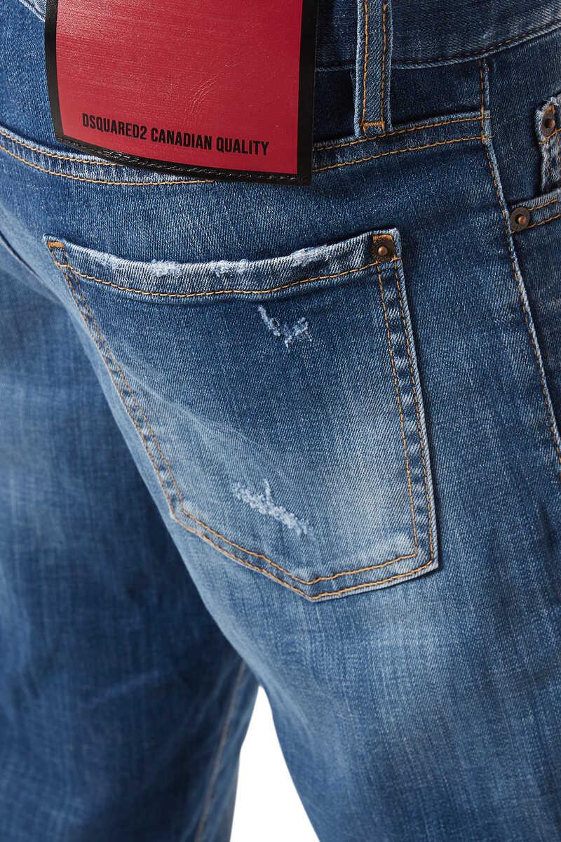 I Love D2 Denim Jeans image number 4