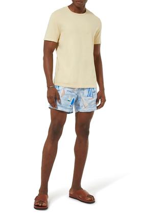 Painted Voyage Classic Swim Shorts
