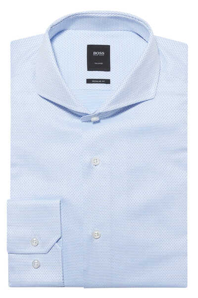 Sam Italian Micro-Structured Shirt