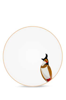Sarb Bulbul Dinner Plate