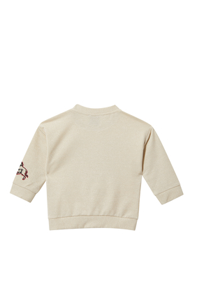 Bull Tiger Sweatshirt