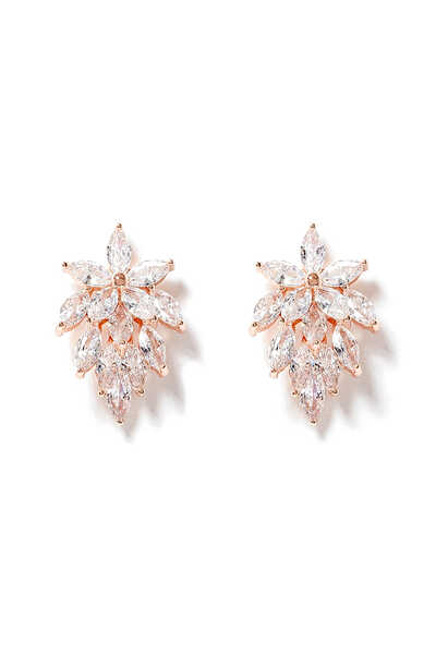 Monarch Mini Cluster Earrings