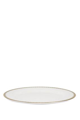 Royal Worcester Blue Lily Dinner Plates, Set of 4