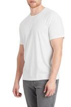Luxury-Touch Crew Neck T-Shirt