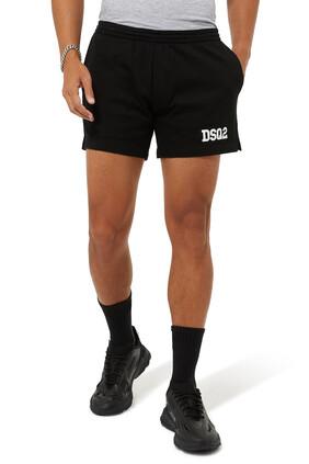 Logo Stretch Shorts