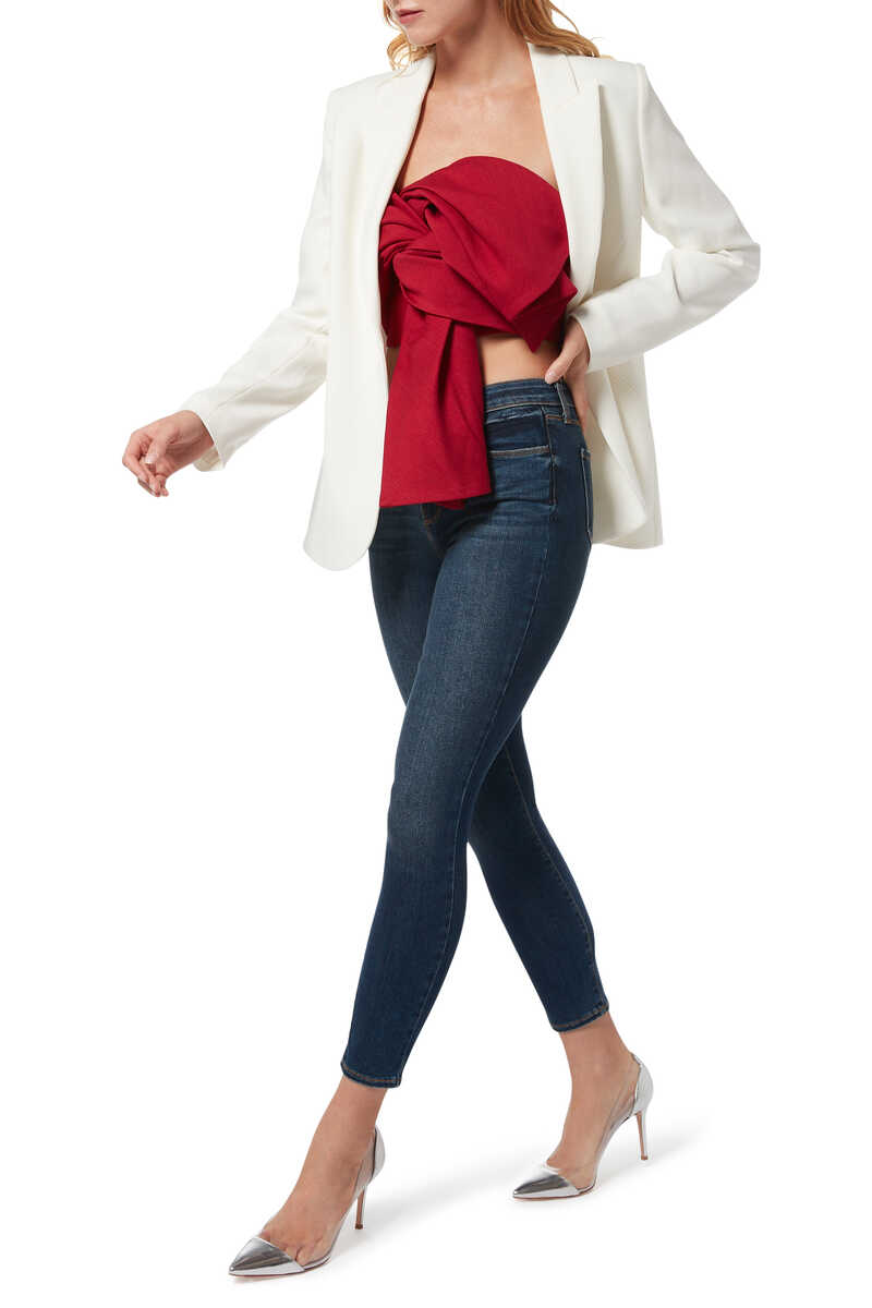 Margot High-Rise Skinny Jeans image number 2