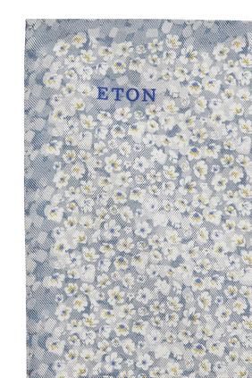 Floral Print Pocket Square