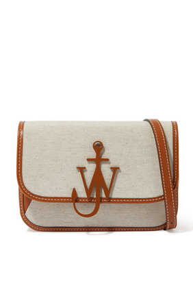 Braided Midi Anchor Bag
