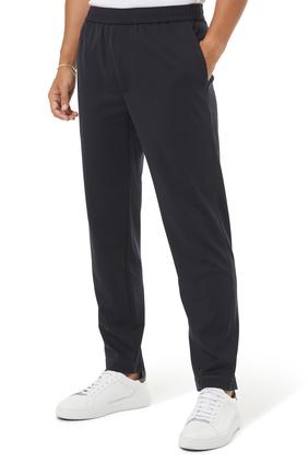 Plain Elasticated Sweatpants