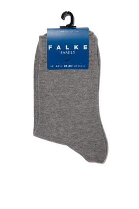 Family Kids Sneaker Socks