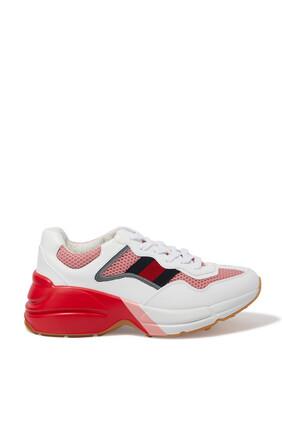 Rhyton Mesh Sneakers