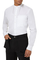 Grandad Collar Shirt