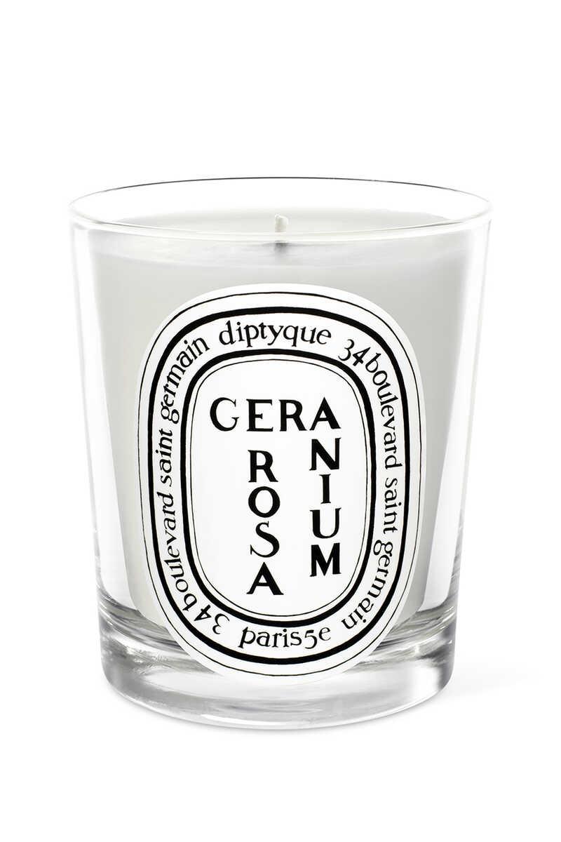 Geranium Rosa Candle image number 1