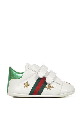 Ace Bees And Stars Sneakers