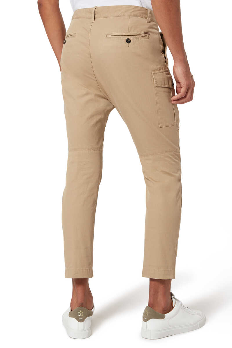Cargo-Style Pants image number 3