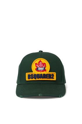 D2 Leaf Baseball Cap