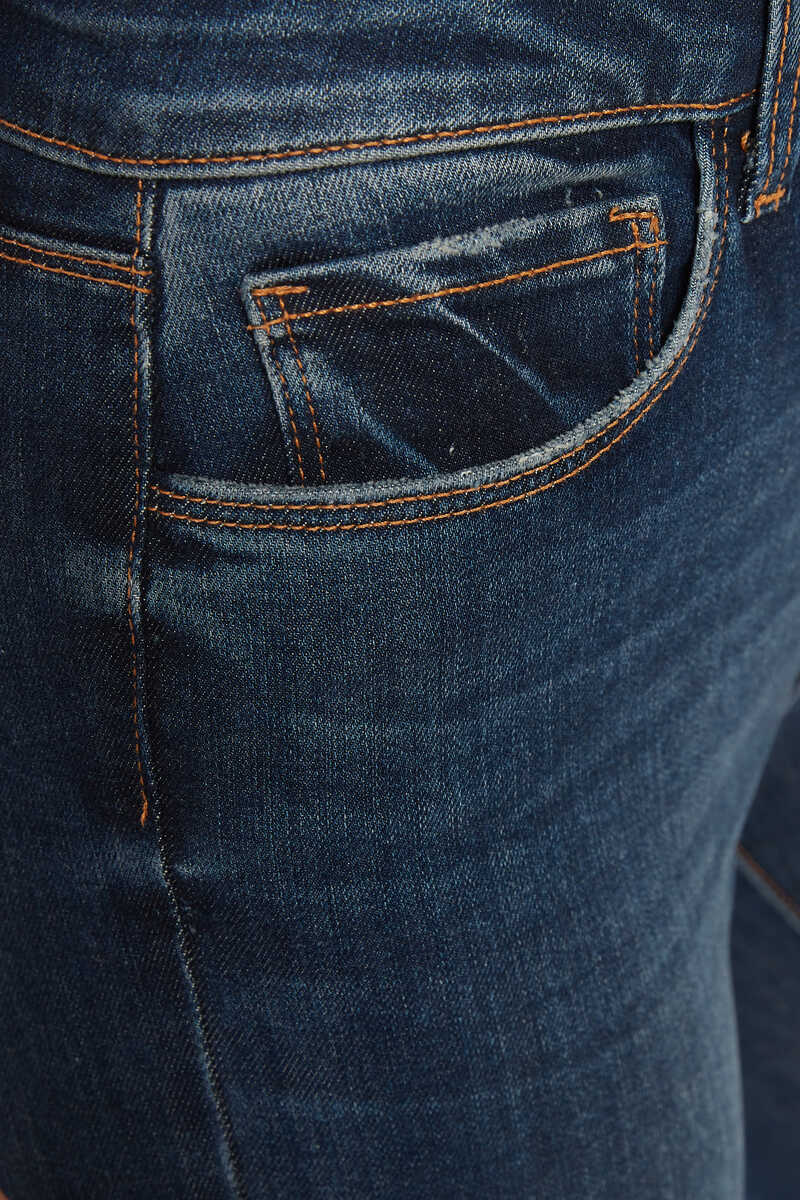 Margot High-Rise Skinny Jeans image number 4