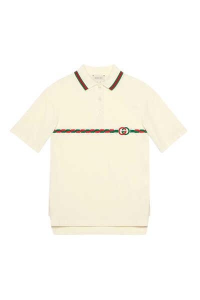 Gucci Tennis Cotton Dress