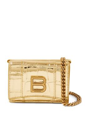 Hourglass Mini Wallet
