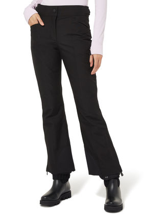 Flare Pocket Trousers