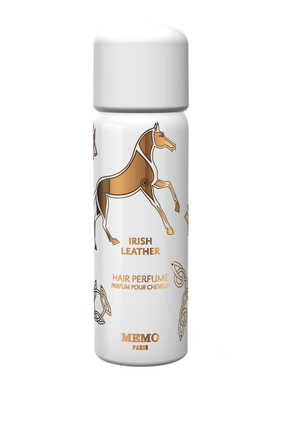 Memo Hair Perfume Irish Leather