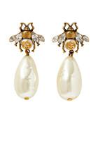 Pearl Bee Earrings