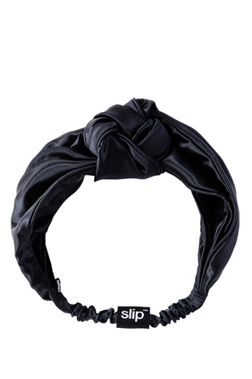 Silk Knot Headband