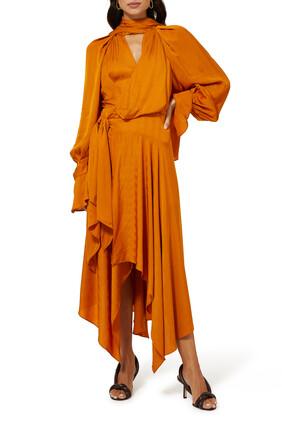 Tilden Asymmetrical Dress