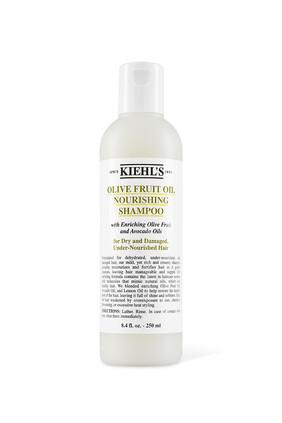 Nourishing Olive Fruit Oil Shampoo