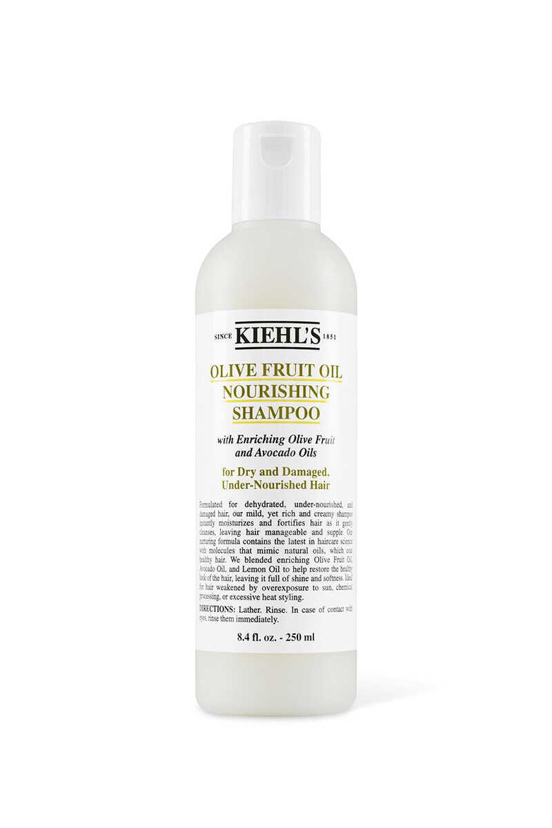 Nourishing Olive Fruit Oil Shampoo image number 1