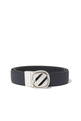 Noorda Reversible Leather Belt