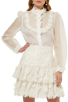 The Lovestruck Lace Top