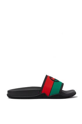 G Slide Sandals
