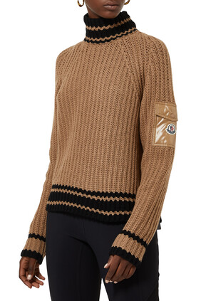 T-Neck Sweater