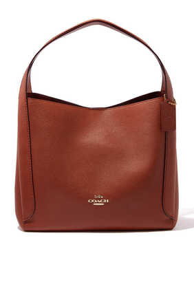 Hadley Hobo Pebble Leather Bag