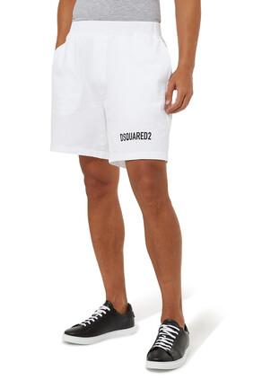 Relaxed Cotton Dan Shorts