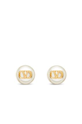 Valentino Garavani VLogo Signature Earrings