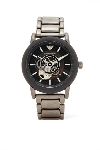 Luigi Stainless Steel Watch