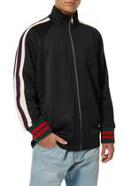 Technical Jersey Jacket