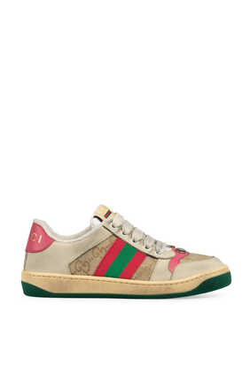 GG Canvas Sneakers