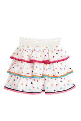 Poppy Tiered Skirt