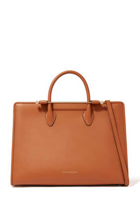 Exclusive Leather Tote Bag