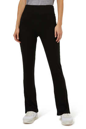 Slim Fit Flare Pants