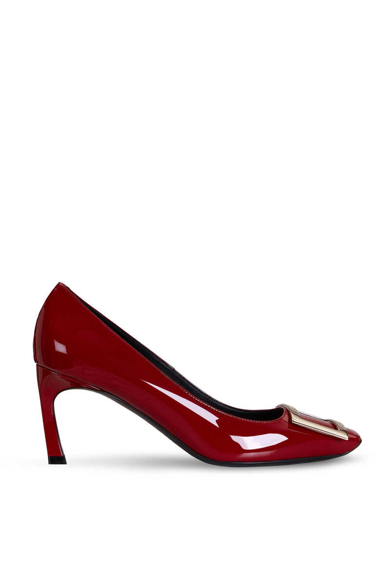 Trompette Leather Pumps image number 1