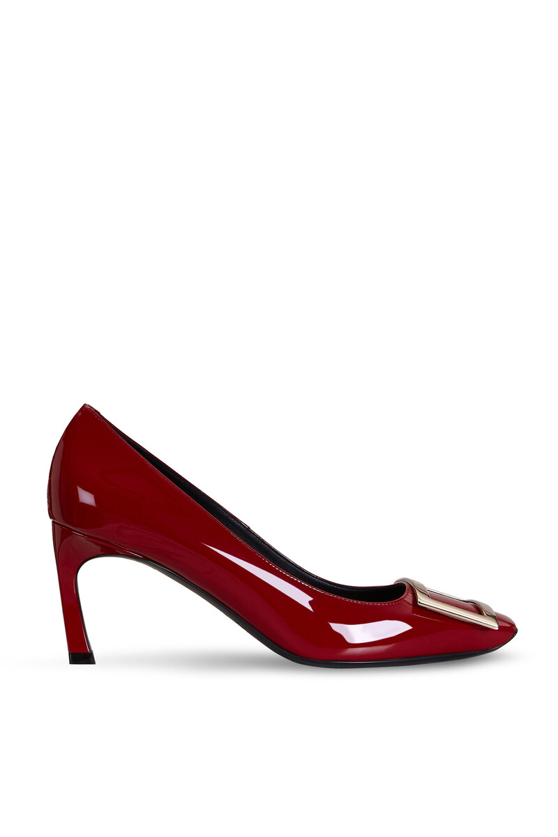 Trompette Leather Pumps image thumbnail number 1