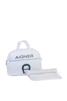 Logo Changing Bag